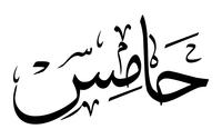 صور إسم حامس